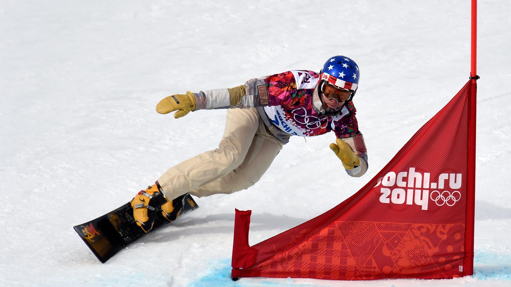Justin Reiter: Last U.S. snowboarder competing in Sochi
