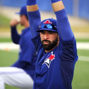 Jose Bautista, who led the majors in home runs during the 2010 and 2011 seasons, has spent significant time on the disabled list the past two seasons with wrist and hip injuries.