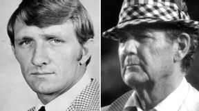 Ray Perkins and Bear Bryant