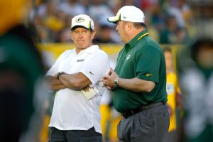 Mike McCarthy, Dom Capers