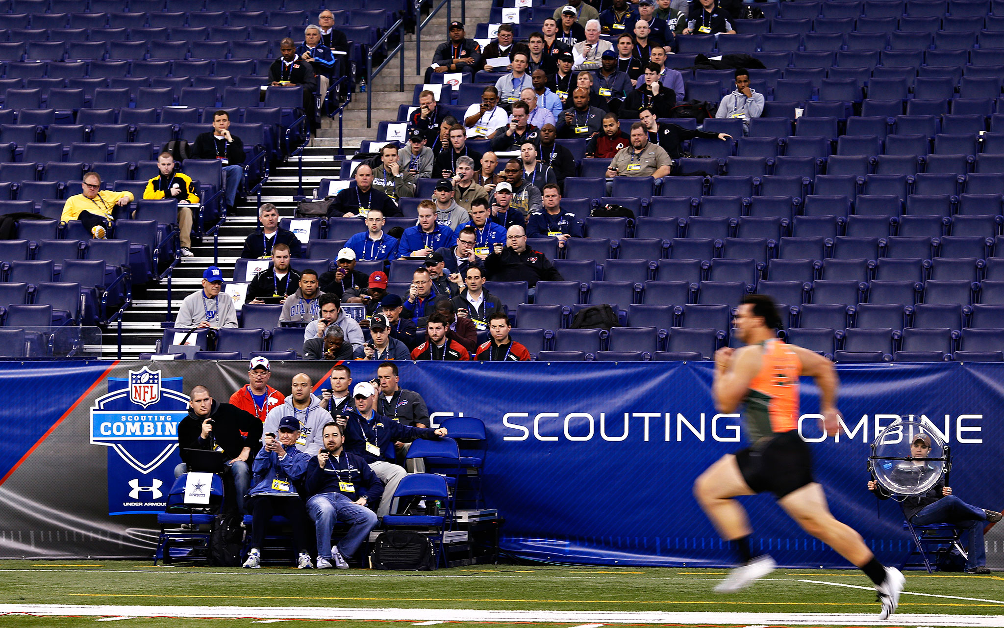 NFL Regional Combine 2015: Schedule, Event Dates, Locations and ...