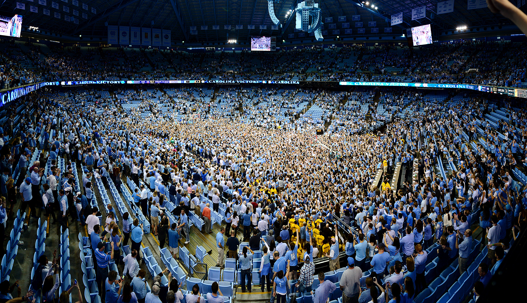 UNC Fans - College Basketball Week in Photos: Feb. 19-25 ...