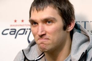Russia was at home for the Winter Olympics but did not medal in hockey, and for that Alex Ovechkin is sorry.