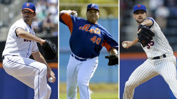 Niese, Colon, Gee