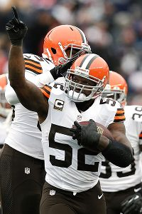 Inside linebacker now a need for Browns