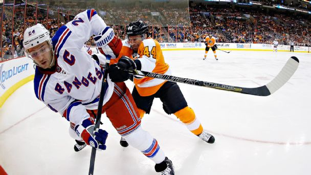 Rangers/Flyers