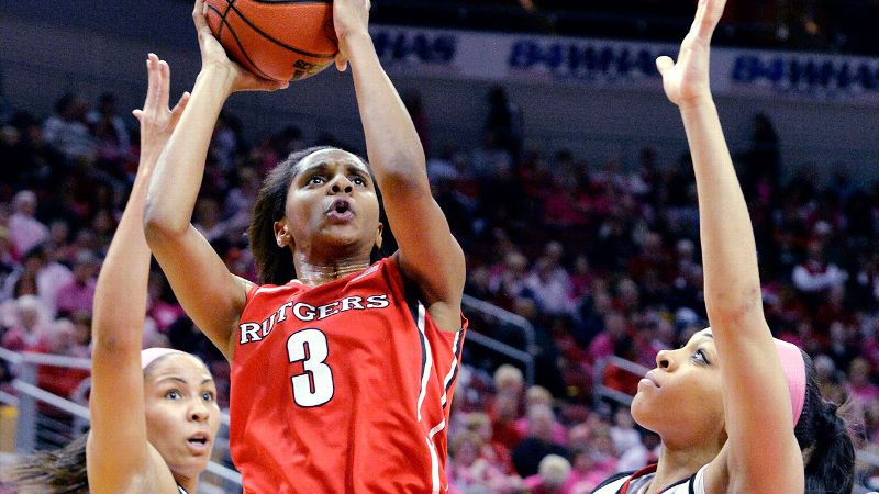 Scaife, our staff's unanimous pick, went to Rutgers as one of the most decorated recruits in program history and delivered on those expectations. The American's top rookie scorer (13.7 PPG) is already the Scarlet Knights' go-to player and foundation of the program's future. i-- Charlie Creme/i