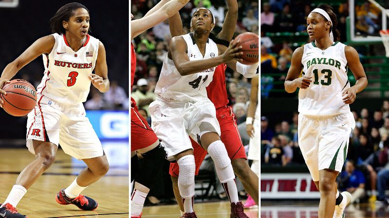 Before Championship Week gets underway, Charlie Creme, Graham Hays, Michelle Smith and Mechelle Voepel cast their votes for the freshmen of the year in the American, ACC, Big 12, Big East, Big Ten, Pac-12 and SEC conferences.