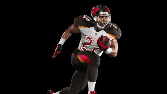 Are New Espn Sportsnation Buccaneers' Uniforms The Ugly -