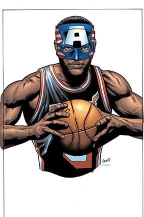 LeBron Marvel