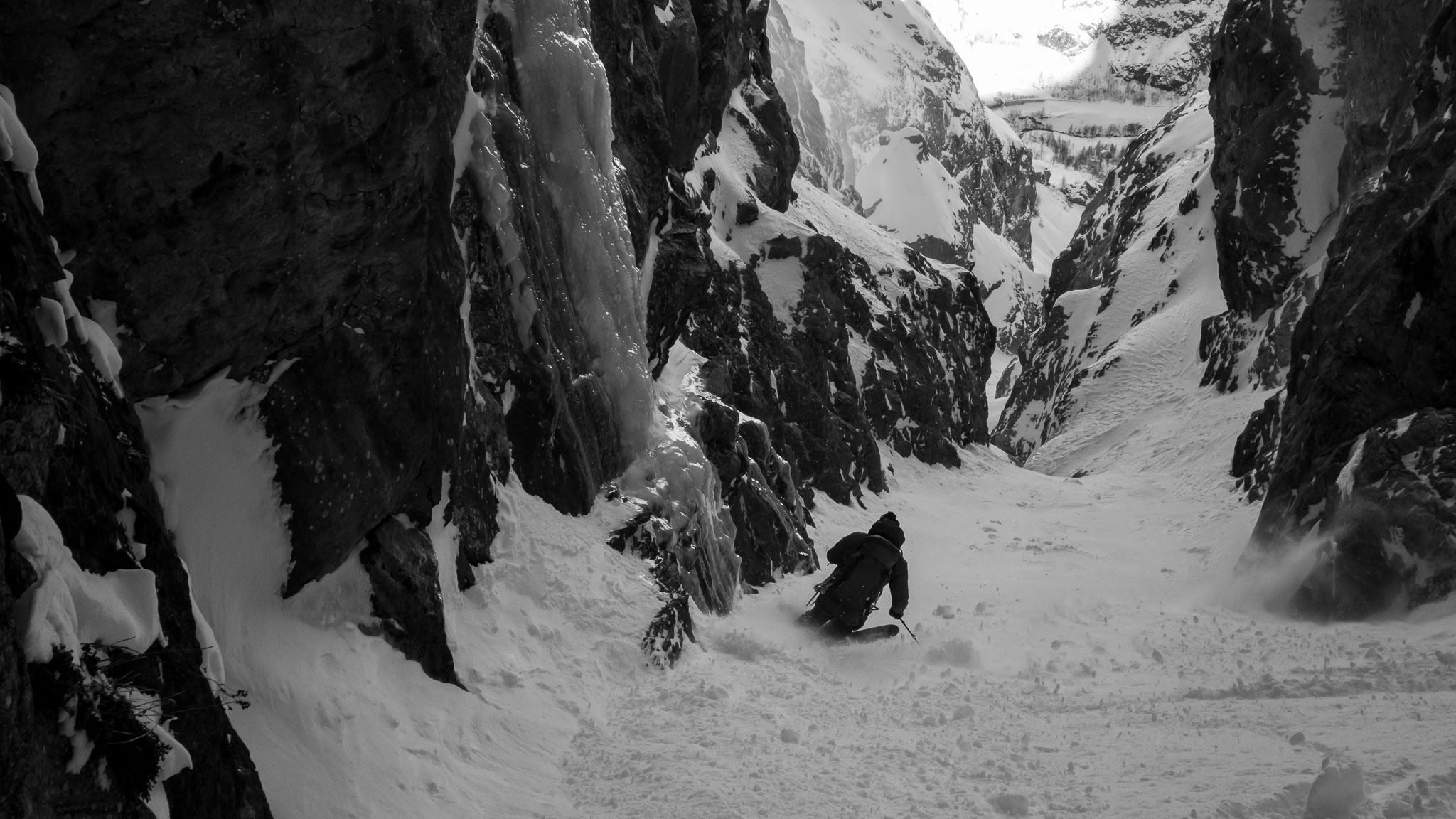 French for Couloir