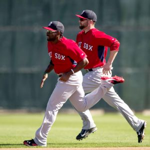 Bryce Brentz and Jackie Bradley Jr.