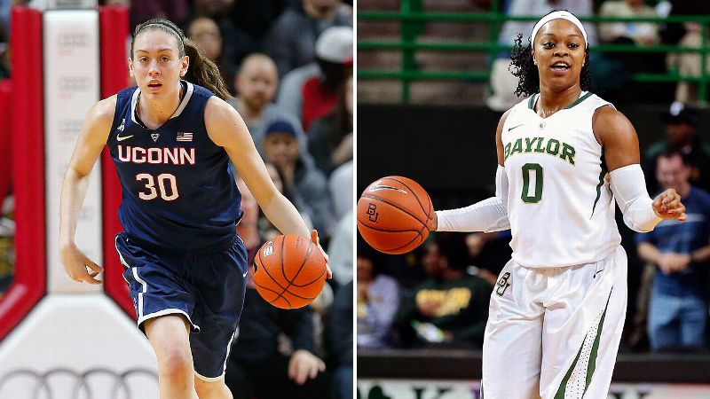 Breanna Stewart and Odyssey Sims
