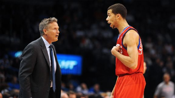 Brett Brown, Michael Carter-Williams