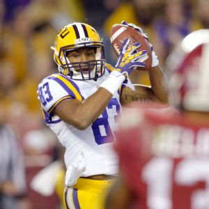 Wideout Travin Dural will need to step up for the Tigers in 2014.