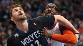 Knicks/Wolves
