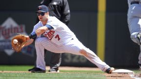 Mauer out again, could be headed to DL