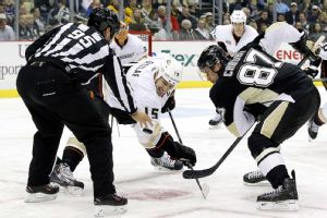 Ryan Getzlaf, Sidney Crosby