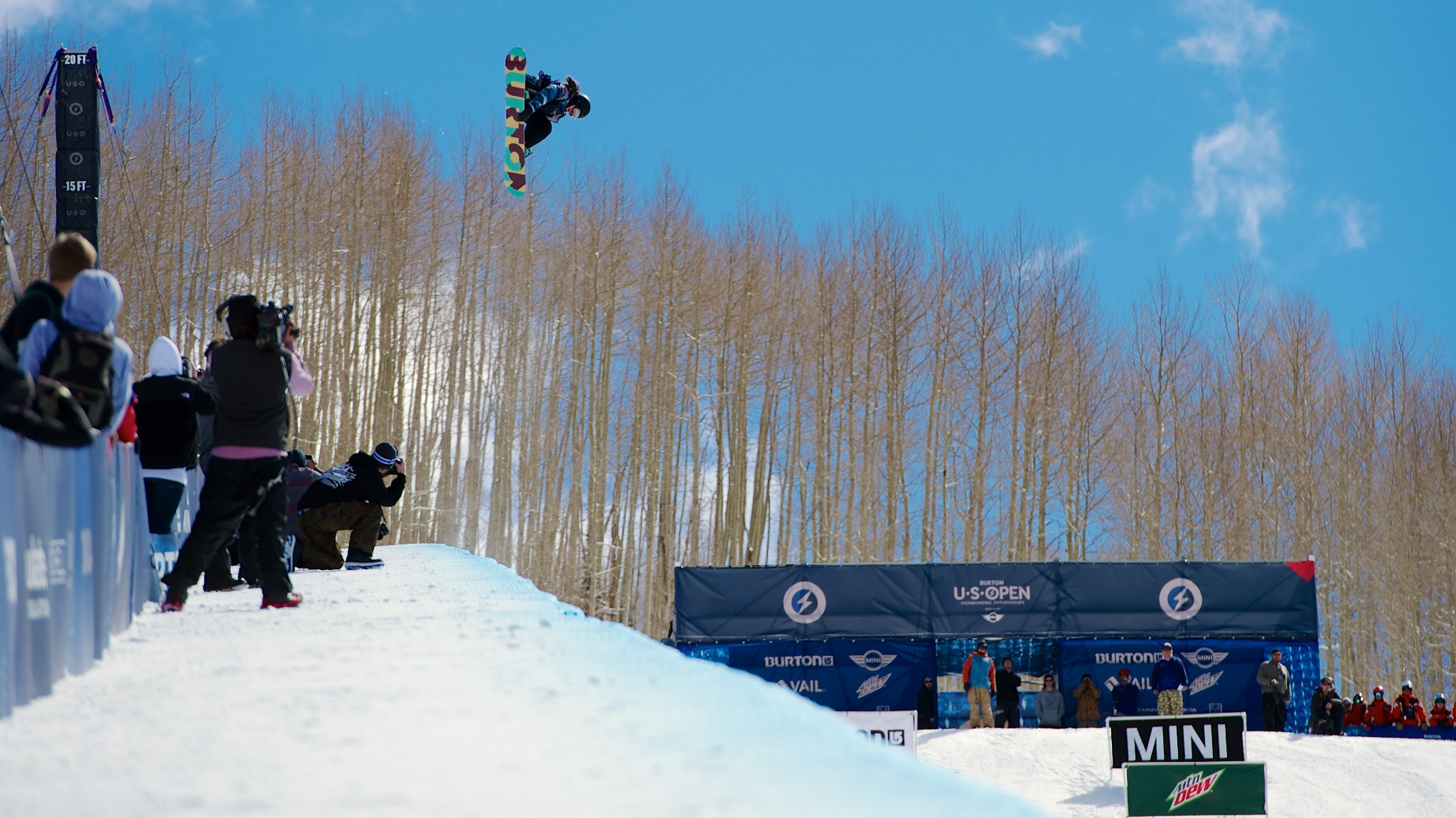 Kelly Clark ~ Women's Pipe Winner