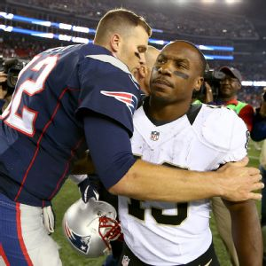 Tom Brady, Darren Sproles