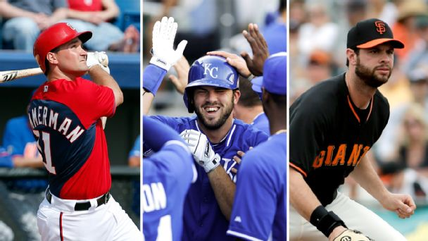 Moustakas, Zimmerman, Belt