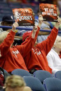 St. John's fans