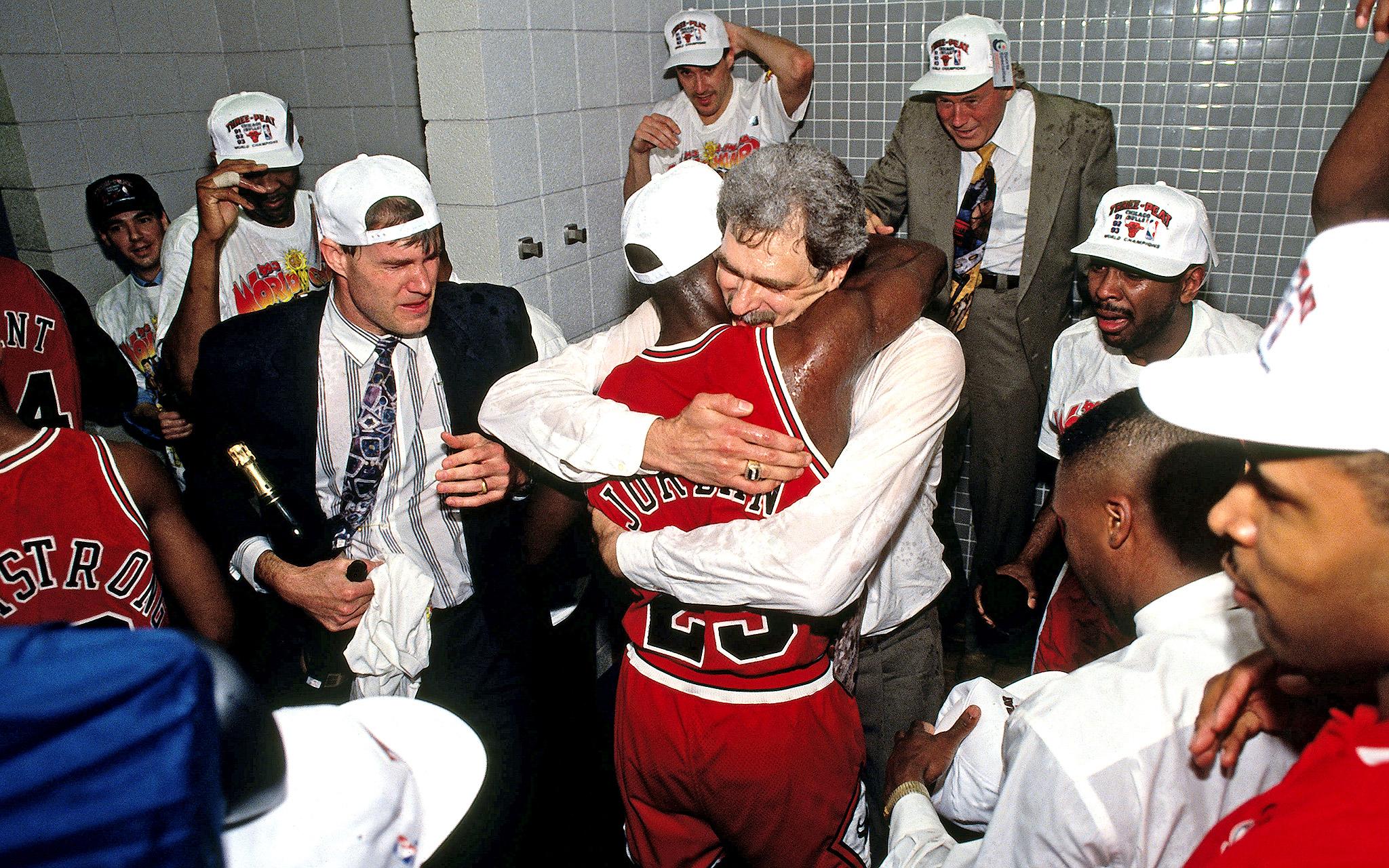 5. 1993 NBA Finals - Phil Jackson's Top 10 Moments - ESPN