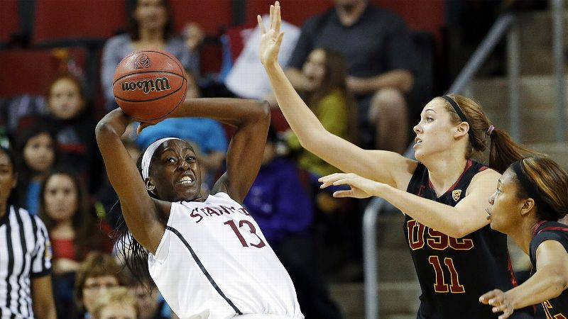 Stanford fell to USC 72-68 in the semifinals of the Pac-12 tournament Saturday night.
