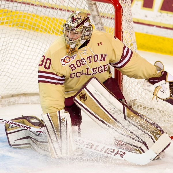 Thatcher Demko - Photo Courtesy of ESPN.com