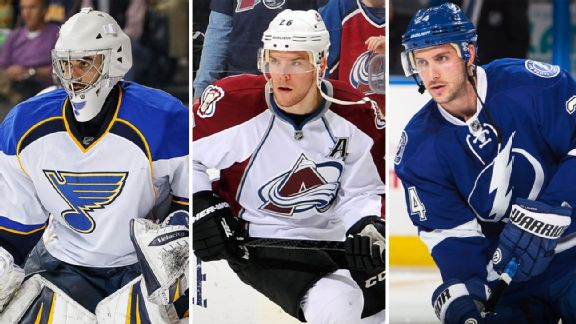 Miller, Stastny, Callahan