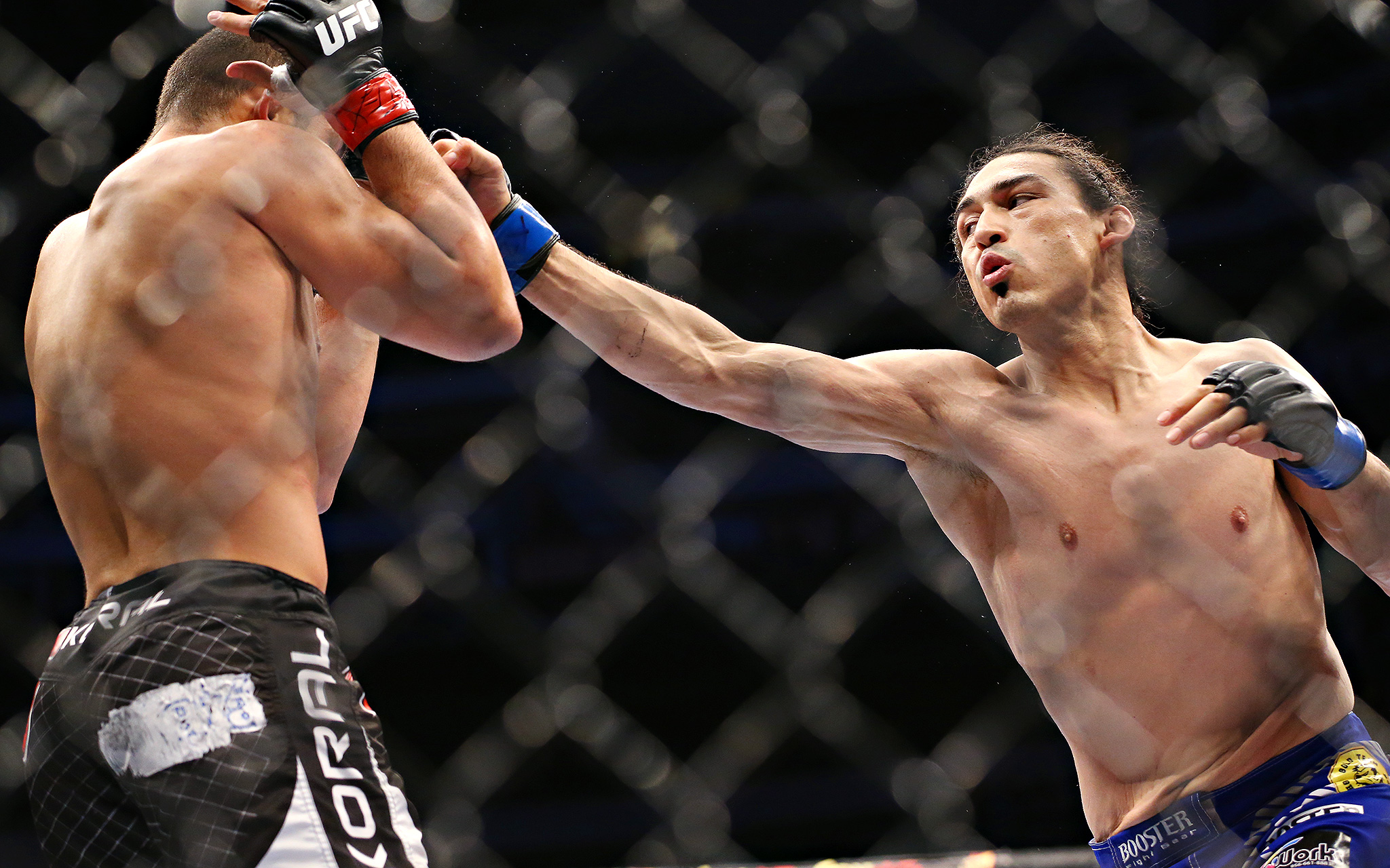 Straight And Narrow - UFC 171 - ESPN  Straight And Na...