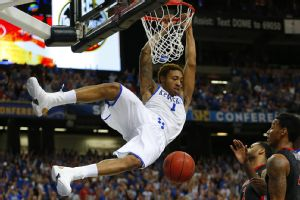 James Young and Kentucky are excited to get one more crack at Florida this season.