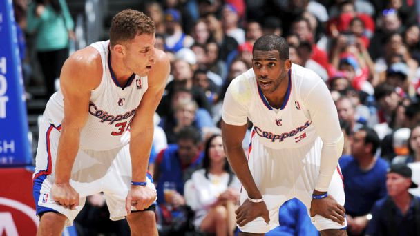 Blake Griffin, Chris Paul