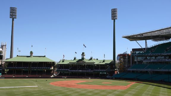 Sydney Cricket Ground Australia