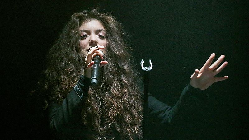 Lorde seemed a bit out of her comfort zone during Oklahoma City's 97-85 win over Chicago on Monday night.