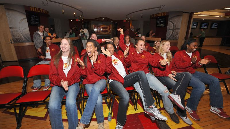 Iowa State will be making its eighth straight NCAA tournament appearance, this time as a No. 7 seed.