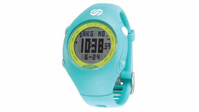 If you're not a big data-hound, the Soleus GPS Mini is a great solution. Offering just the basics for runners, including distance, pace and calories burned, it is a perfect entry level GPS that won't bog you down with excess features. It is also, notably, one of the smallest GPS wrist units around, so it will fit many women better than some of the bulkier options. Further streamlining the device, the integrated USB port is built into the band of the watch and can be plugged directly into a computer without a cord. If you're looking for a GPS and heart rate option, the Soleus Pulse (149) debuts this spring, which has many of the same features as the Mini, but also includes a wrist-based heart rate monitor. Some of the best price points available, the Soleus solutions don't sacrifice accuracy or usability.