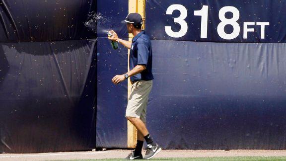 New York Yankees grounds crew