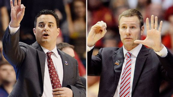 Sean Miller and Fred Hoiberg