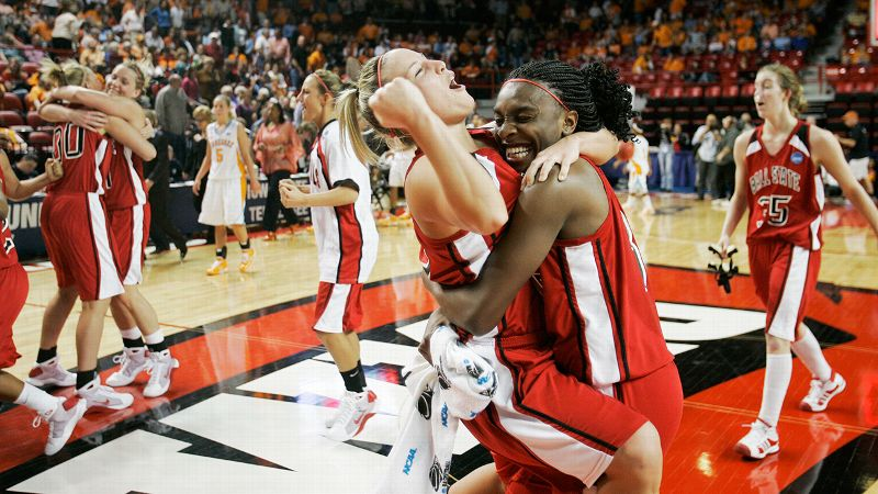 Ball State pulled off one of the biggest upsets in women's college basketball history when it beat Tennessee in the first round of the 2009 tournament.