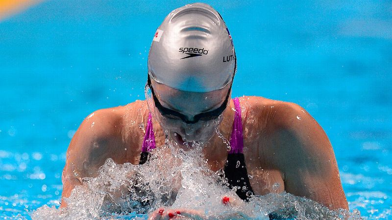 Florida senior Hilda Luthersdottir represented Iceland at the 2012 London Olympics and is set to compete in the 100- and 200-yard breaststroke in Minneapolis in her final NCAA championship appearance.