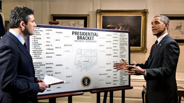 2014 Presidential Bracket