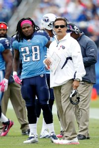 Chris Johnson and Jeff Fisher