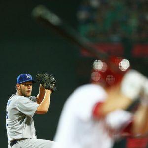 Dodgers and Diamondbacks