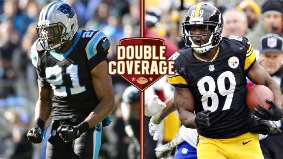 Double Coverage: Cotchery and Mitchell