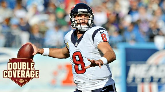 Double Coverage: Matt Schaub