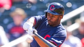 Bourn returns to Indians lineup Thursday