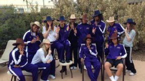 James Madison Women's Basketball Team