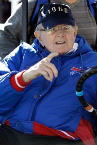 Bills longtime owner Wilson dies at age of 95