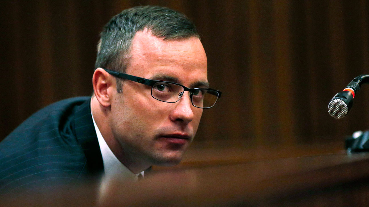 pistorius trial You may have heard that south african track star oscar pistorius was sentenced  on tuesday to five years in prison for killing his girlfriend,.